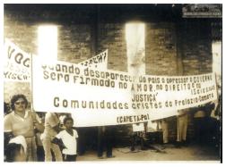 12 - Segundo Acampamento - Memoria dos Atingidos de Tucuruí