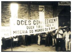 16 - Segundo Acampamento - Memoria dos Atingidos de Tucuruí