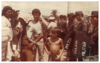 18 - Segundo Acampamento - Memoria dos Atingidos de Tucuruí