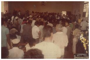 28 - Primeiro Acampamento - Memoria dos Atingidos de Tucuruí