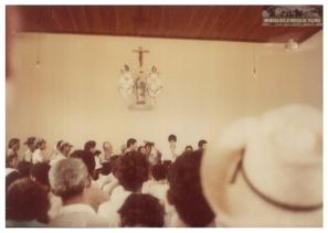 30 - Primeiro Acampamento - Memoria dos Atingidos de Tucuruí