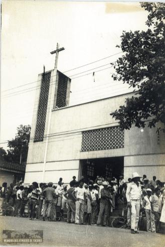 56 - Primeiro Acampamento - Memoria dos Atingidos de Tucuruí
