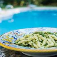 Pesto genovese (Genoese Basil Sauce)