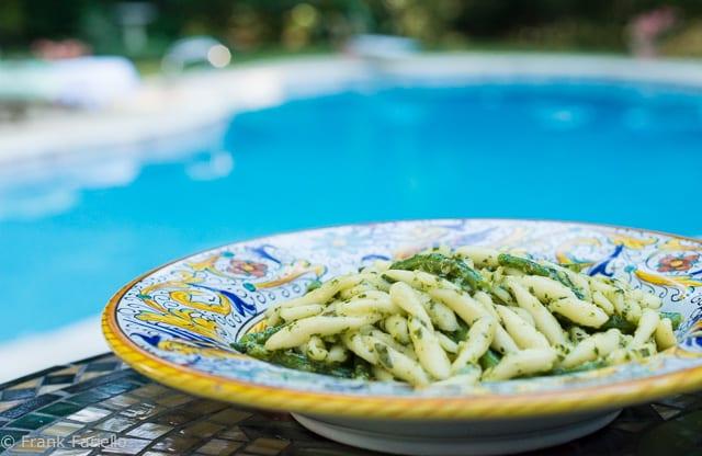 Pesto (Genoese Basil Sauce)
