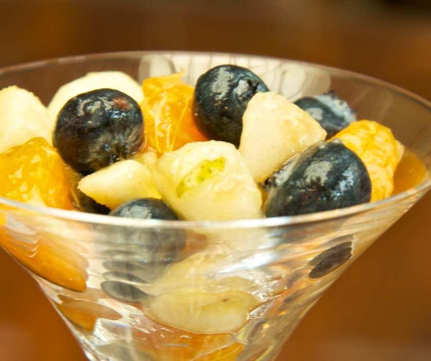 Macedonia di frutta (Fruit Salad)