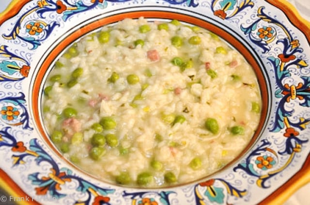 Risi e bisi (Venetian-Style Rice and Peas)