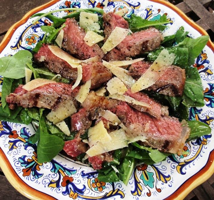 Italian Cookout: Tagliata