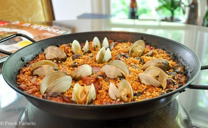 Paella Mexicana