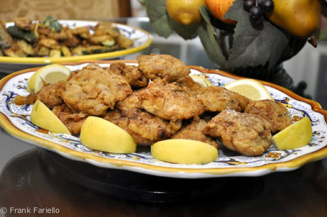 Tuscan Fried Chicken