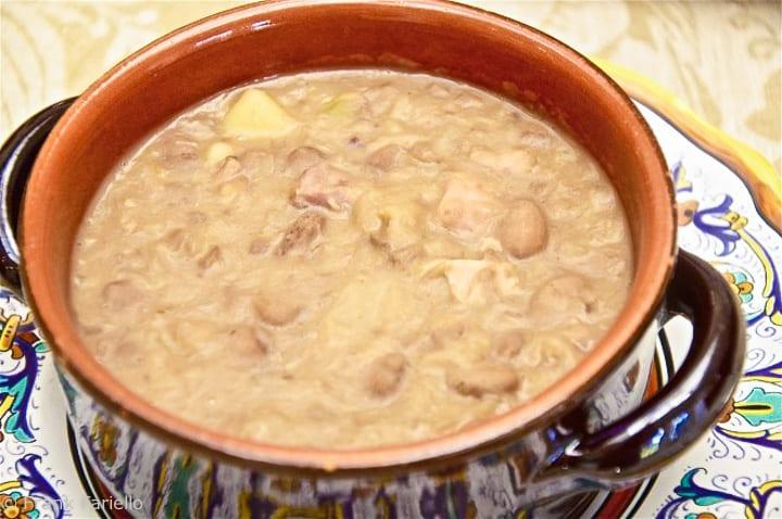Jota Triestina (Sauerkraut Soup from Trieste)
