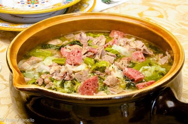 The Original Italian Wedding Soup