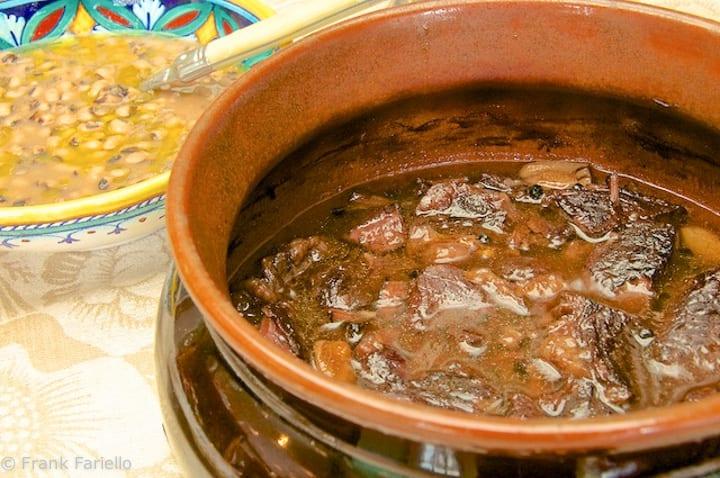 Peposo (Tuscan Beef Stew)