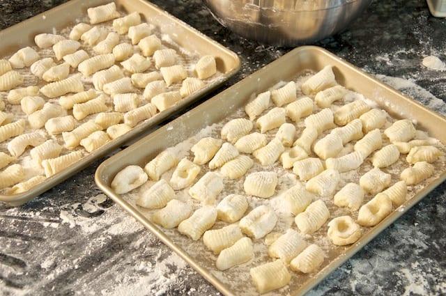Homemade Potato Gnocchi (Prep 5)