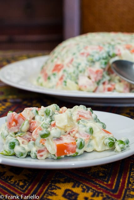 Insalata russa (Russian Salad)