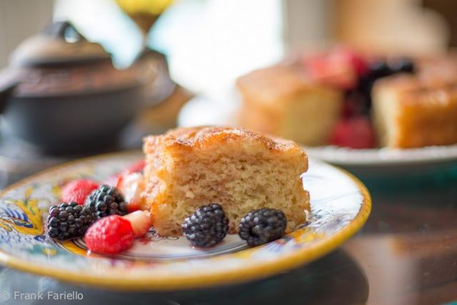 Babà (Neapolitan Rum Cake)
