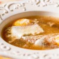 Zuppa pavese (Pavia Style Soup)