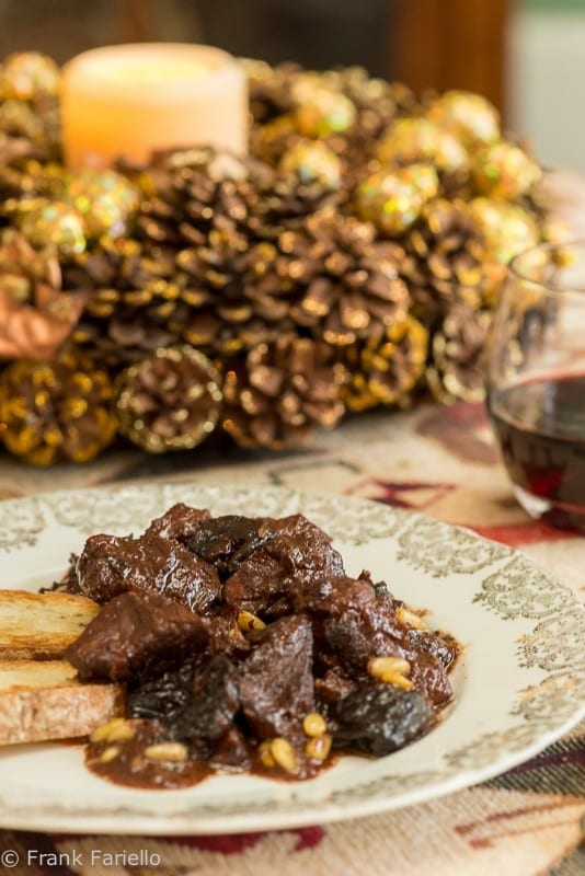 Sweet and Sour Wild Boar