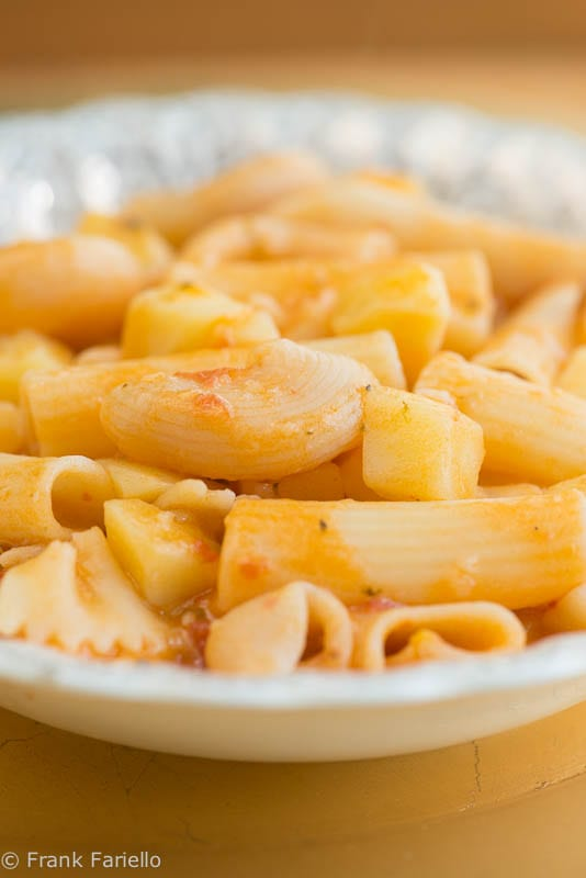 Pasta and Potatoes