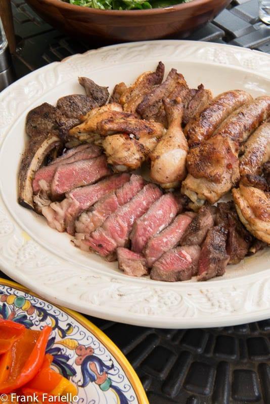 grigliata mista di carne mixed grilled meats memorie di angelina