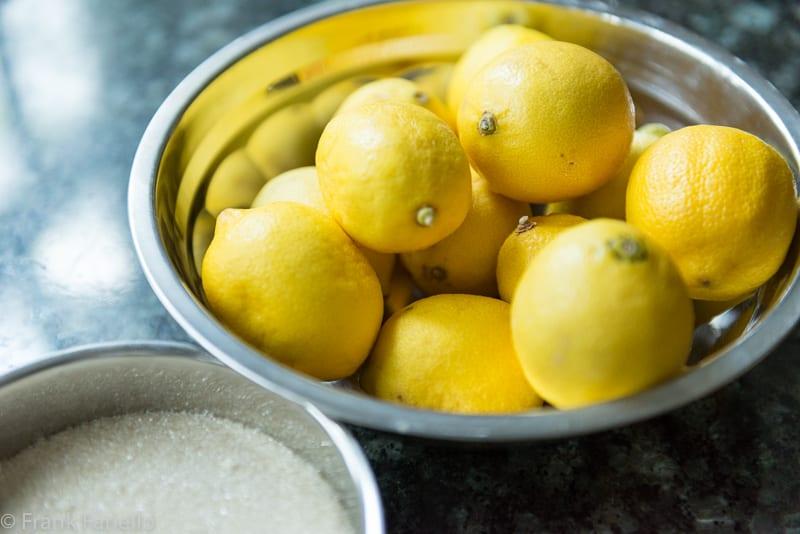 Sorbetto di limone-1