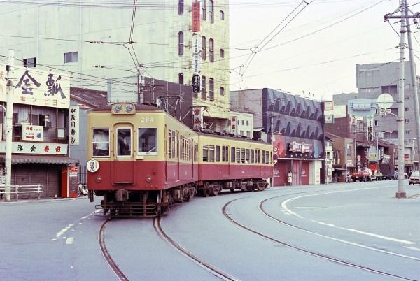 京阪京津線準急284