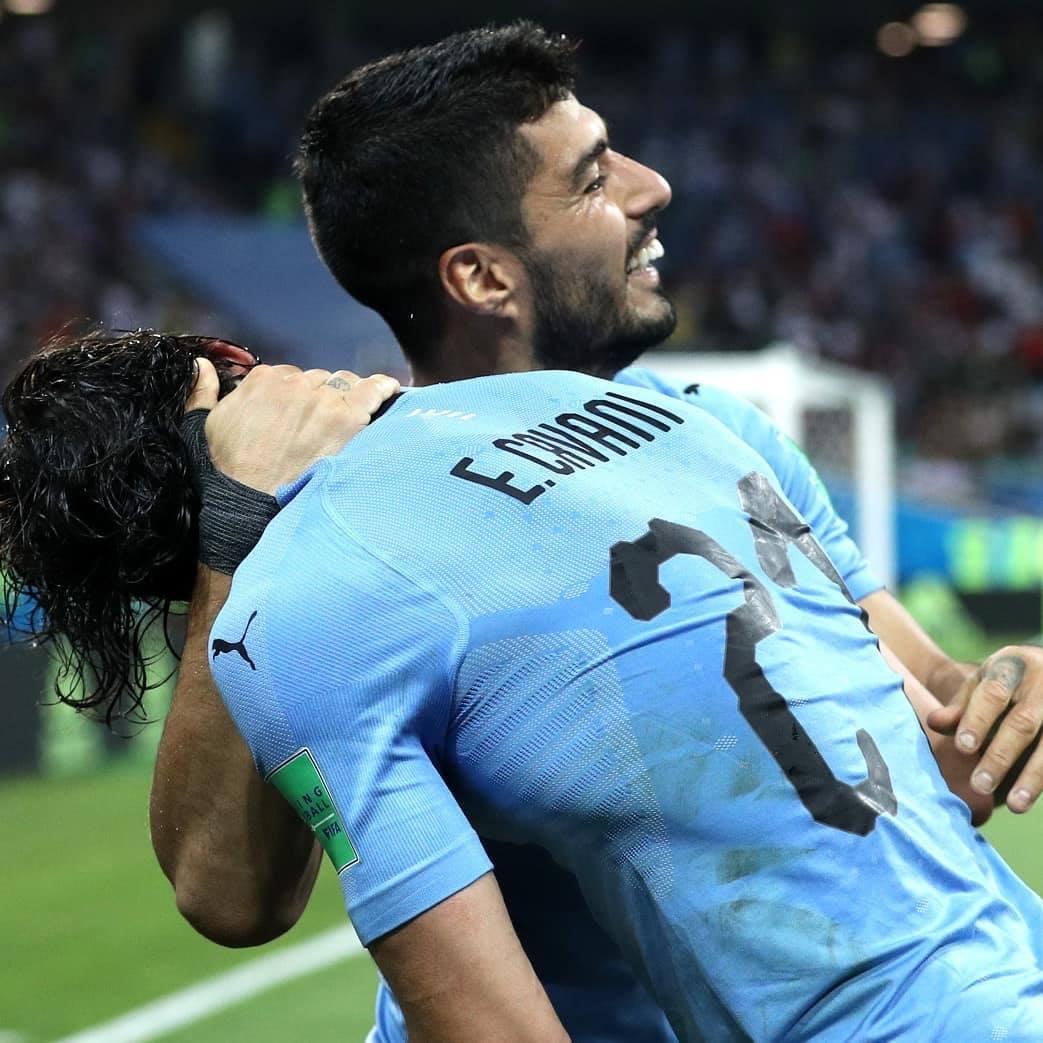 Những gã thợ săn – Những anh hùng thầm lặng Cavani & Suarez – Fifa Worldcup 2018