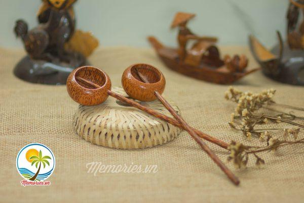 Gáo Dừa Múc Nước/ Rượu / Phụ Kiện Trang Trí/ Decor