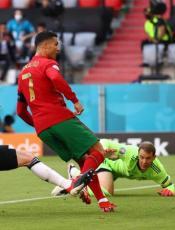 Cristiano Ronaldo lập công, Bồ Đào Nha vẫn thảm bại trước người Đức – Euro 2020