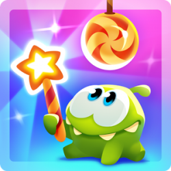 Cut the Rope Magic – 3D Funny Game