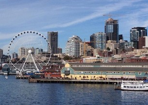 Photo Courtesy of Marion, Seattle Pier