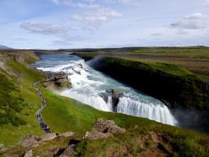 Gullfoss - Southern Region), Iceland