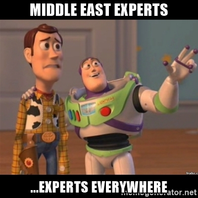 middle east experts