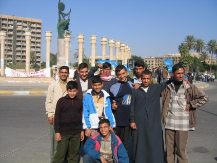 iraq youth