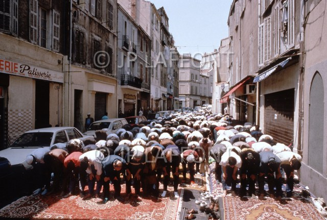 Muslim immigration in France