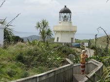 Light house Manawatu Heads
