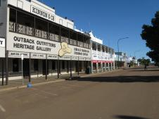 Longreach, outback town