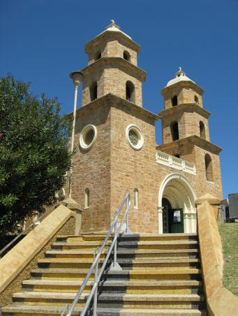 Geraldton cathedral