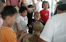 Children are fascinated