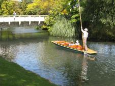 Avon River, Christchurch