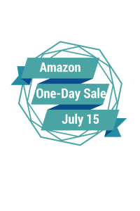Amazon is having a one day sale July 15