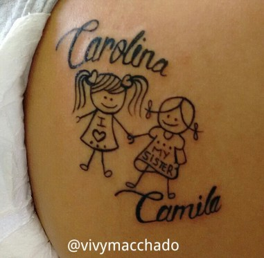 Tatuagem-feminina-irmãs-vivymacchado-estilodevida
