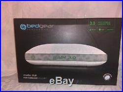bedgear performance pillow rain 3 0 side sleepers or large body types 286 00