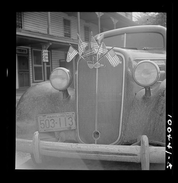 July 4, 1942, La Plata, Charles County, Maryland