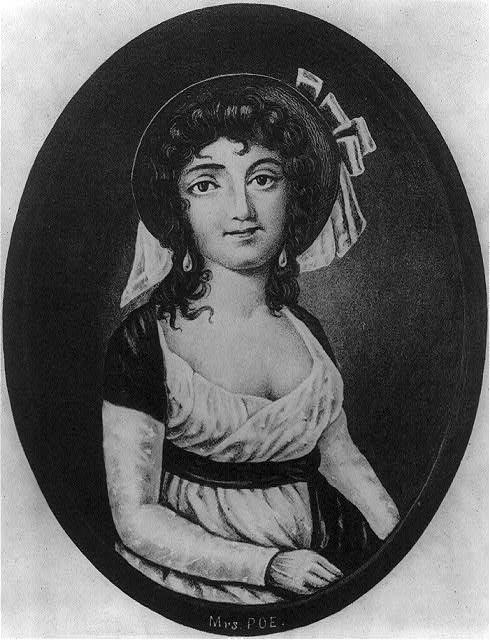 Elizabeth Arnold Hopkins Poe (Library of Congress)