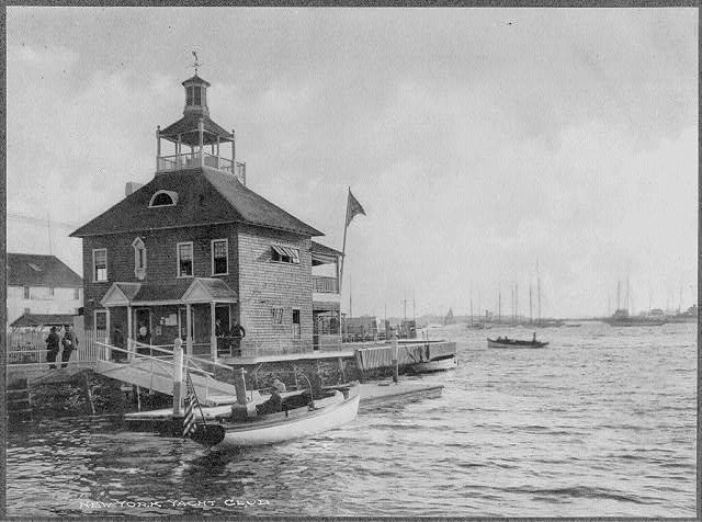 Boat house (1906)