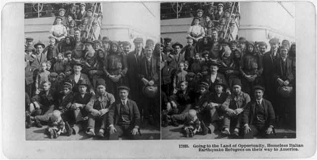 Railroad 1910 Workers Italian California