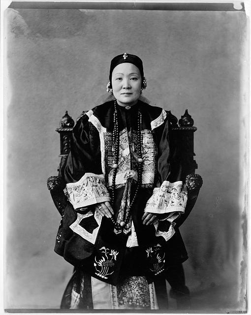Mme. Wu Ting Fang