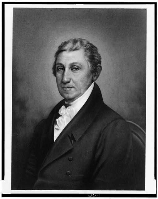 James Monroe, Fifth President of the United States (1817 - 1825)