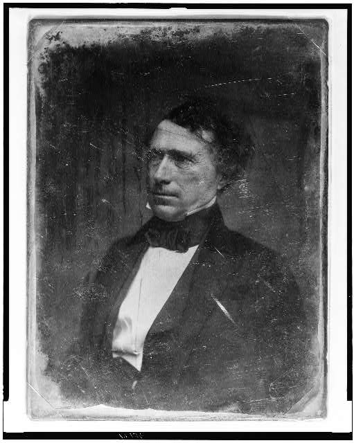 Franklin Pierce, 14th President of the United States (1853 - 1857)