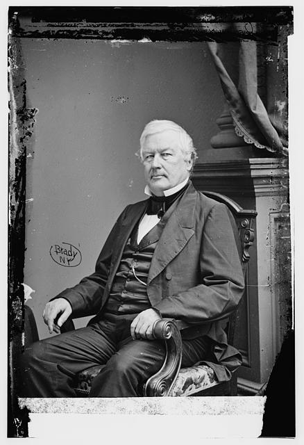 President Millard Fillmore - The American Louis Philippe, 13th President of the United States  (1850-1853)
